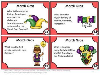 Mardi Gras Mardi Gras Mardi Gras Activities Promoting Success