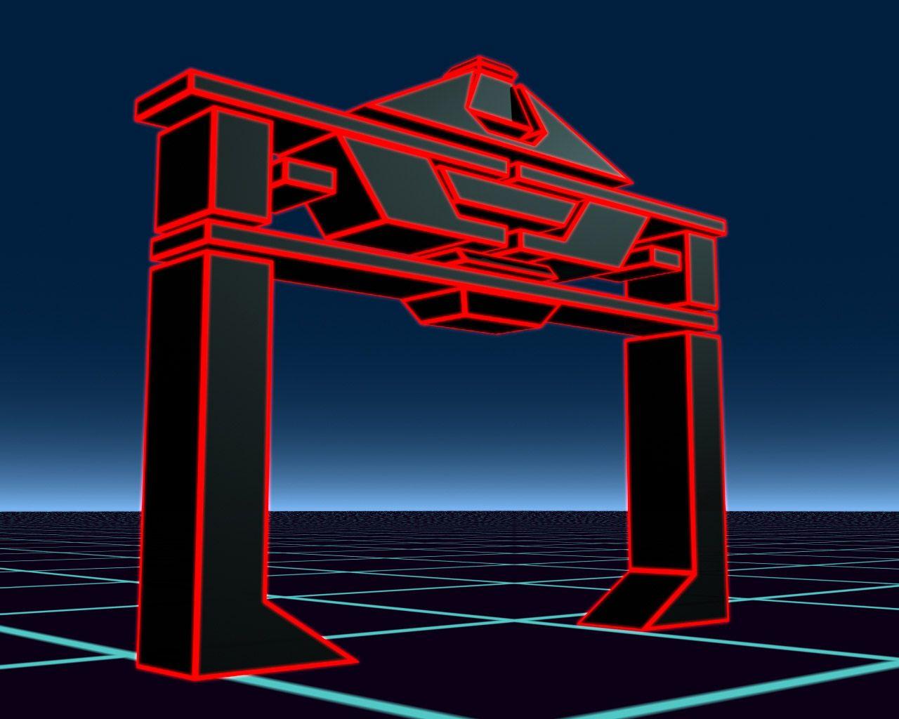 TRON Recognizer | Tron, Tron legacy, Tron art