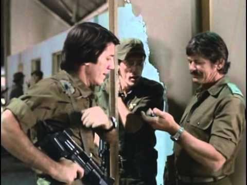 Rescate en Entebbe (Brigada antisecuestro) Parte 6
