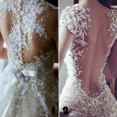 Love the detailed back!