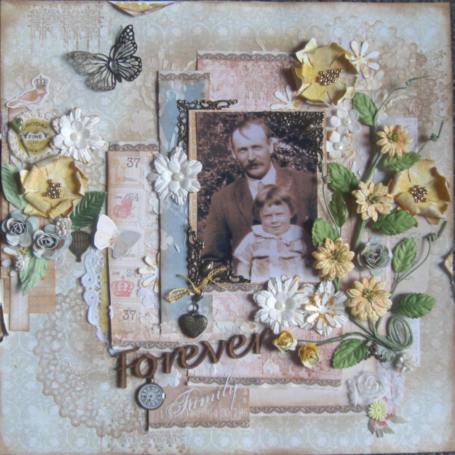 Forever+family - Scrapbook.com