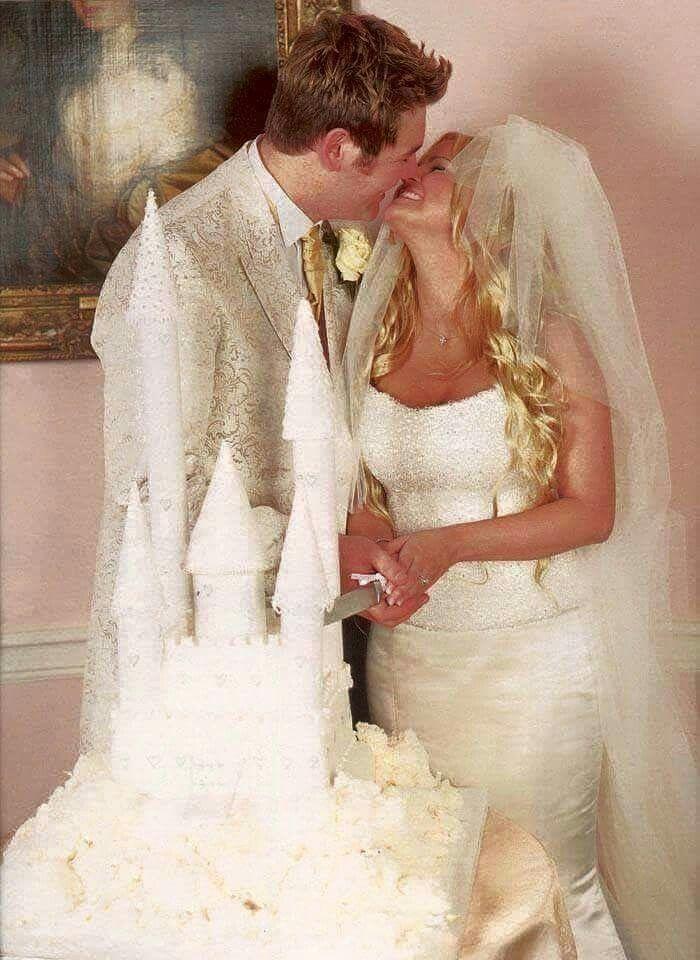 Kerry Katona Wedding Dress 2002