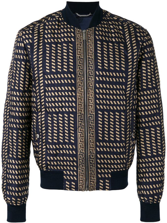 5333b146e Versace Tribal Medusa print bomber jacket | plsanders1 Board ...