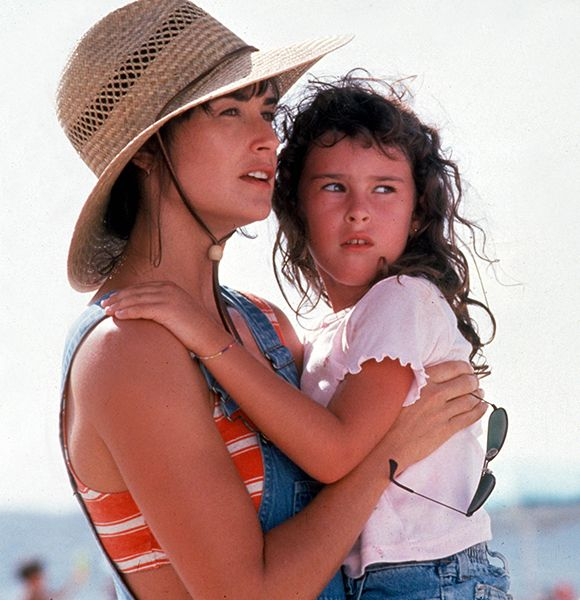 Stars who've worked with their kids | Demi moore, Mom movies ...