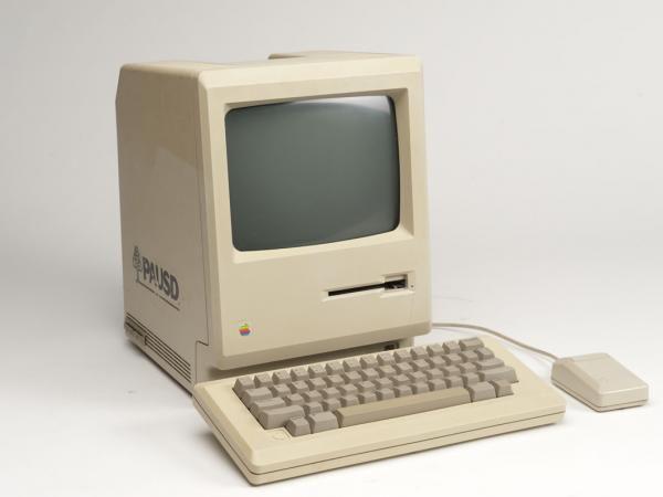 Macintosh, Apple Computer. 1984 Apple computer, Computer