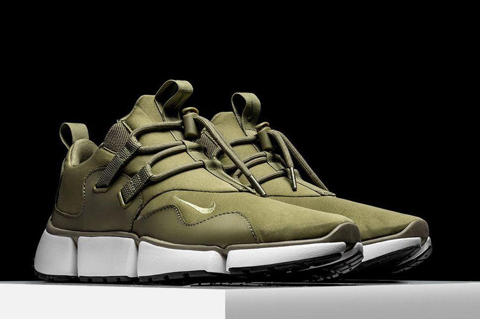 Nike Releases Pocket Knife DM in 'Trooper Green' for Summer 2017 - EU Kicks