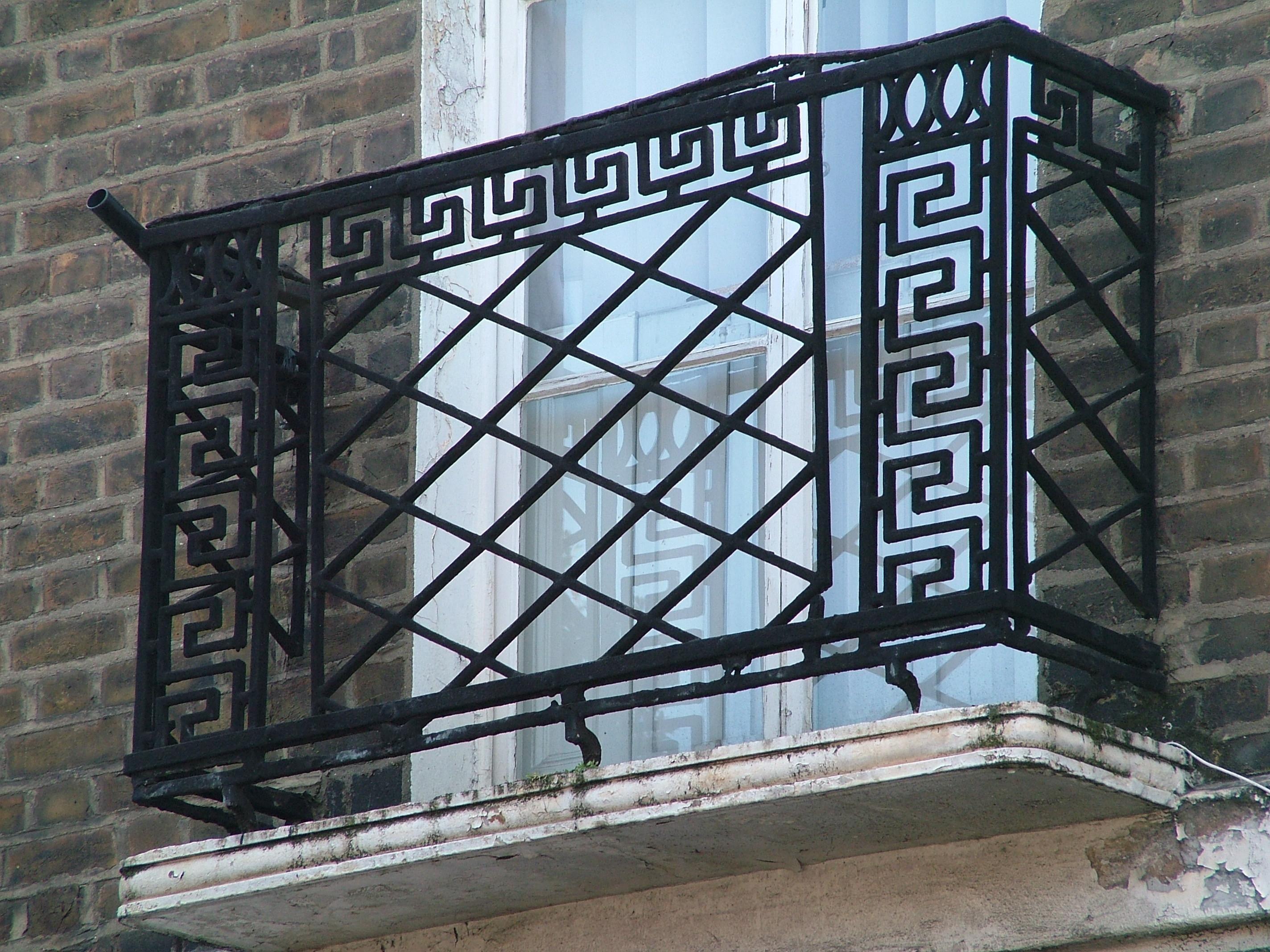 Iron Balcony Railings Designs, Kitchen Design Estimator ...