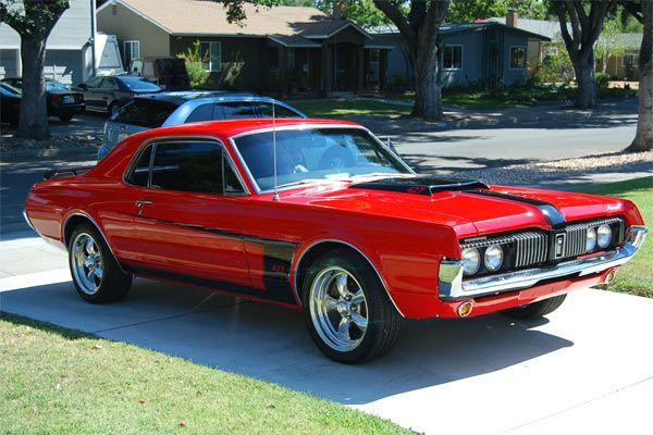 The Pu-u-u-rfect 1968 Mercury Cougar Click to Find out more – fastmusclecar.com….