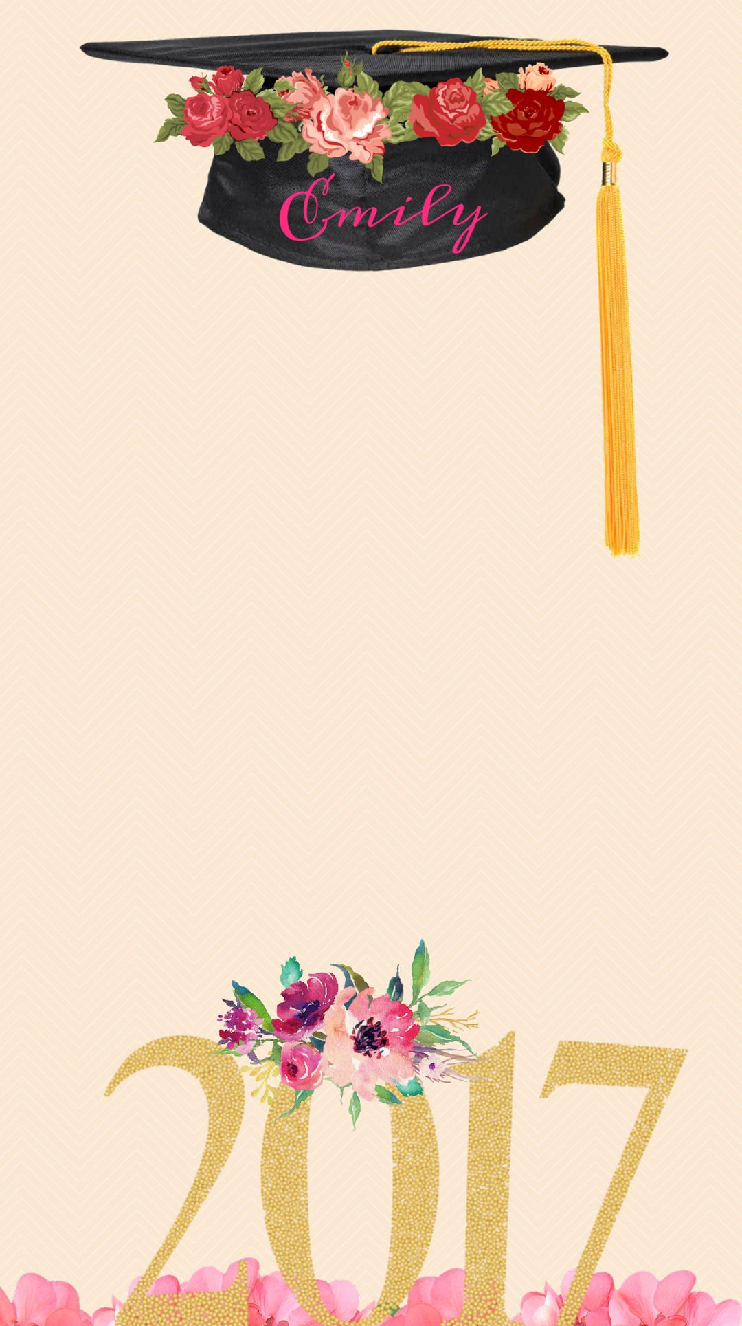 Graduate Snapchat Filter Geofilter Geotag By Miasoffice On Etsy Flower Crown Drawing Graduation Photos Crown Drawing