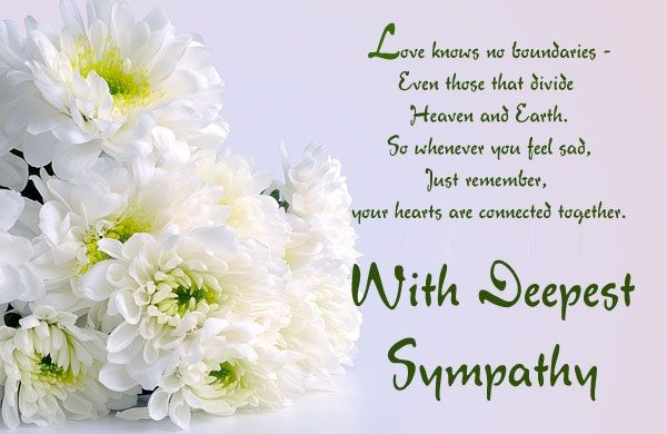 Sympathy%60clipart Borders Pinterest Sympathy Messages Beauteous Quotes About Sympathy