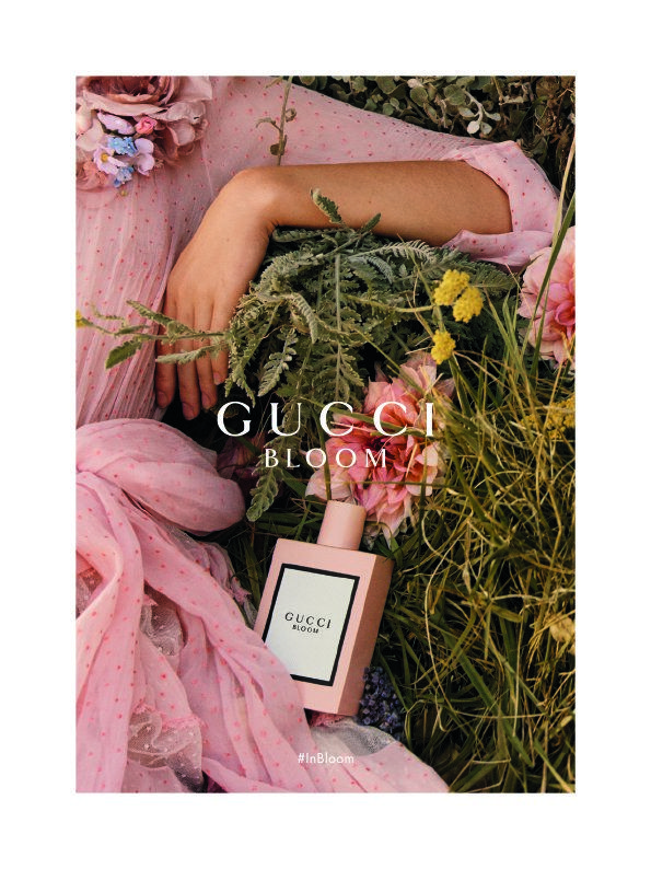 Gucci Gucci Bloom By Alberto Morillas A Floribundance 3d