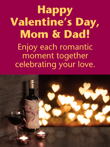 Funny Valentines Day Quotes For Parents : funny, valentines, quotes, parents, Perfect, Scene, Happy, Valentine's, Parents, Birthday, Greeting, Cards, Davia, Valentines, Valentine,