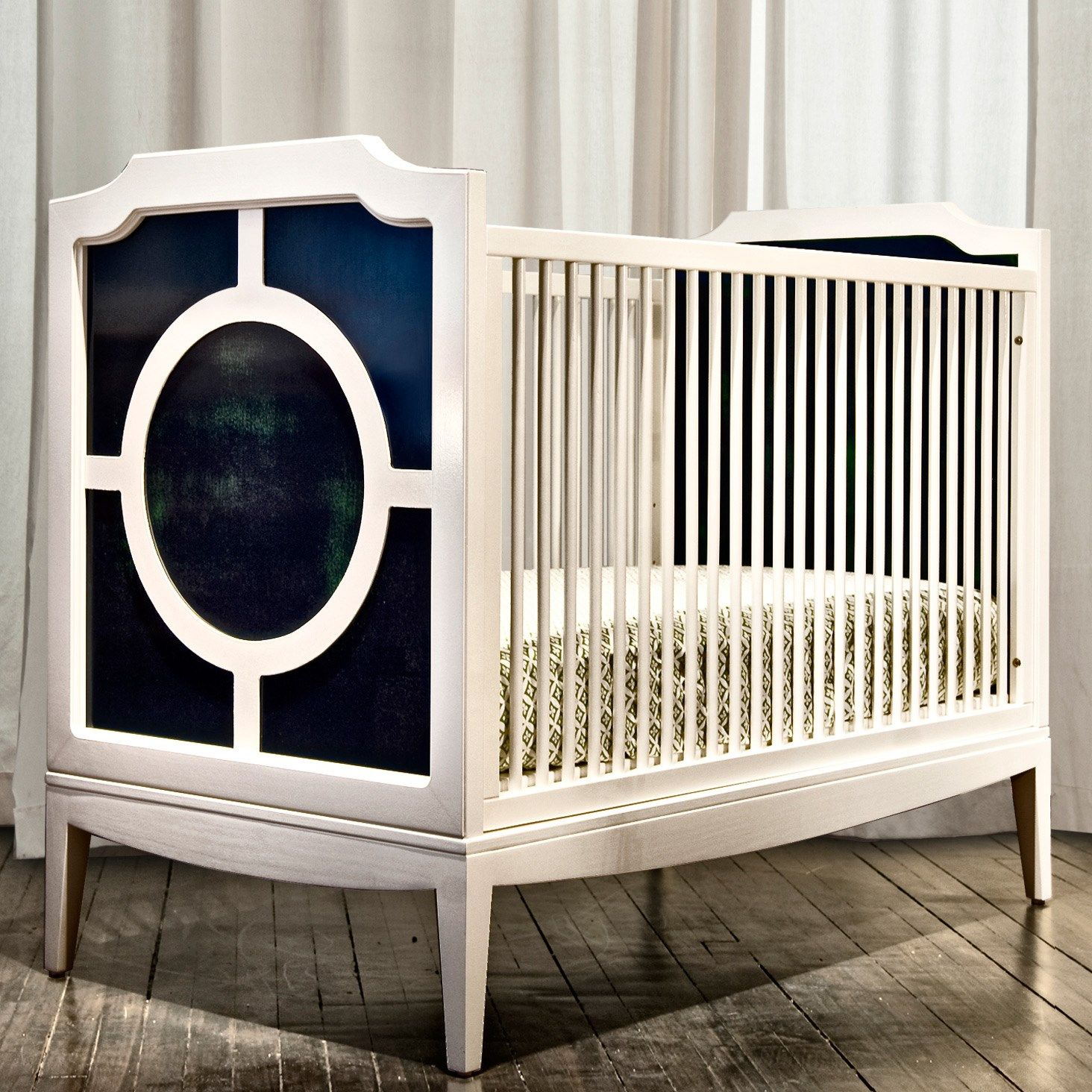 Ducduc Regency Crib 1600 Can Choose Any Paint Color By Bm