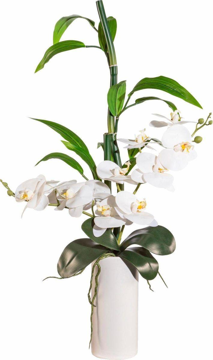 Deko Orchidee Und Bambus Weiss Yourhome Jetzt Bestellen Unter Https