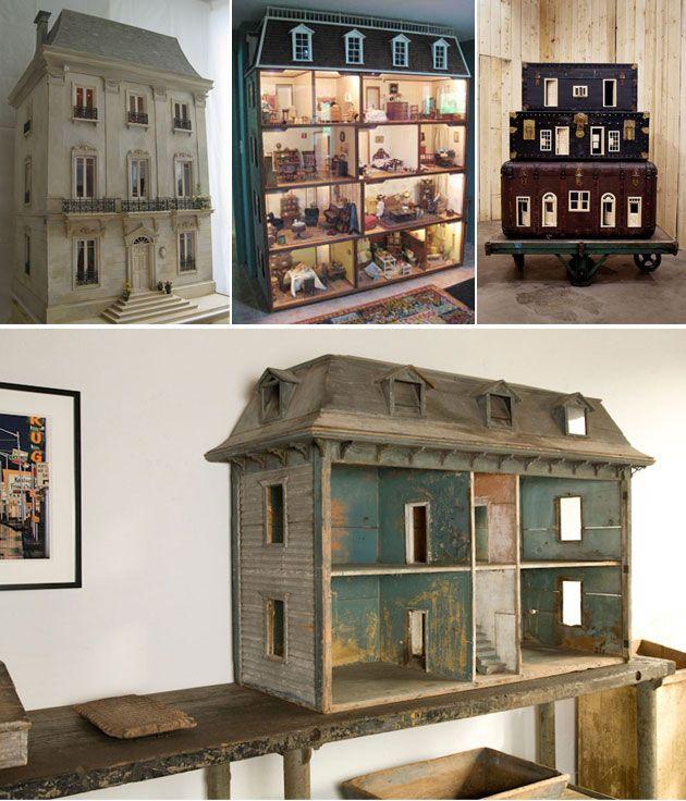 Como construir una casa de mu ecas para jugar con ni os for Ideas de casas para construir
