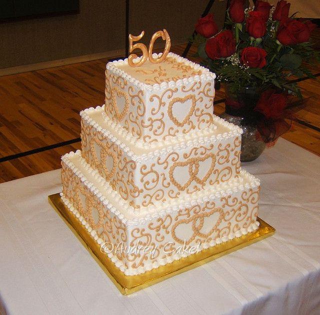 50th Anniversary Cake In 2019