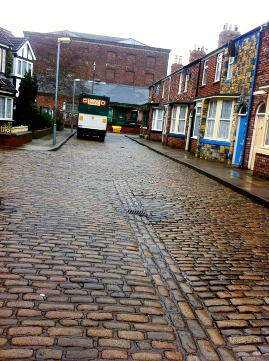 Location of the show Coronation Street