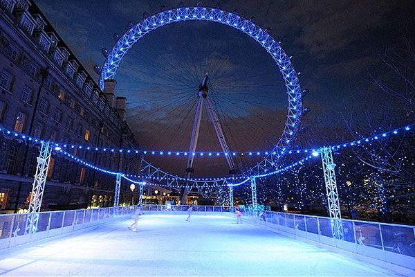 Best Places To Visit In London At Christmas Ways Celebrate