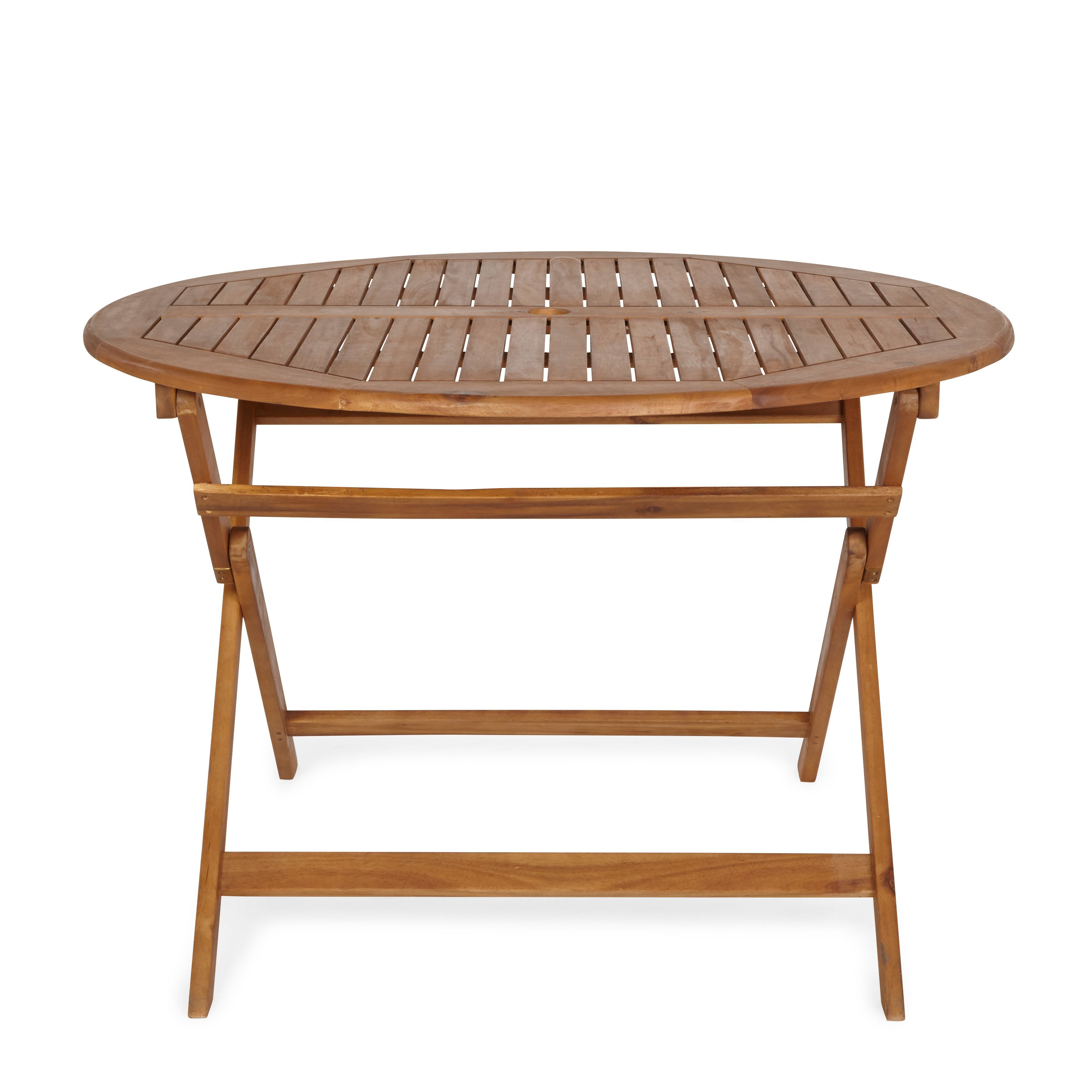 Victoria Wooden 4 Seater Dining Table | Gardens