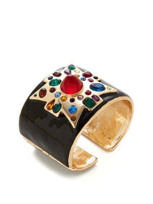 The Jewelry Edit: Cool Cuffs