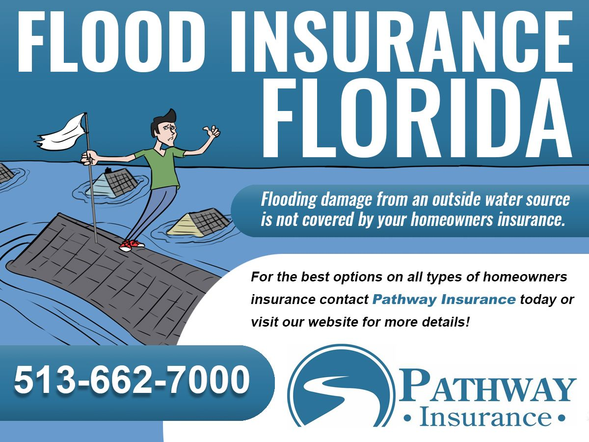 Do You Have Florida Flood Insurance Did You Know That Flood Damage From An Outside Water Source Is Not Cov Flood Insurance Homeowners Insurance Home Insurance
