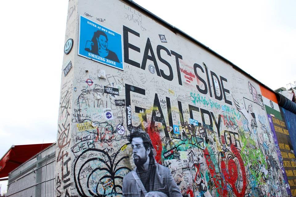 Berlin S East Side Gallery Berlinwall Berlin East Side Gallery Berlin Wall