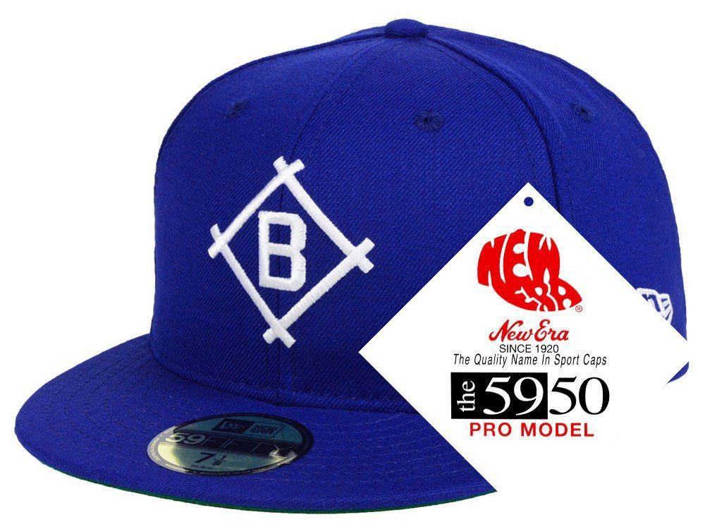 69f44a9a68d18a Brooklyn Dodgers New Era MLB Retro Stock 59FIFTY Cap | Better than ...