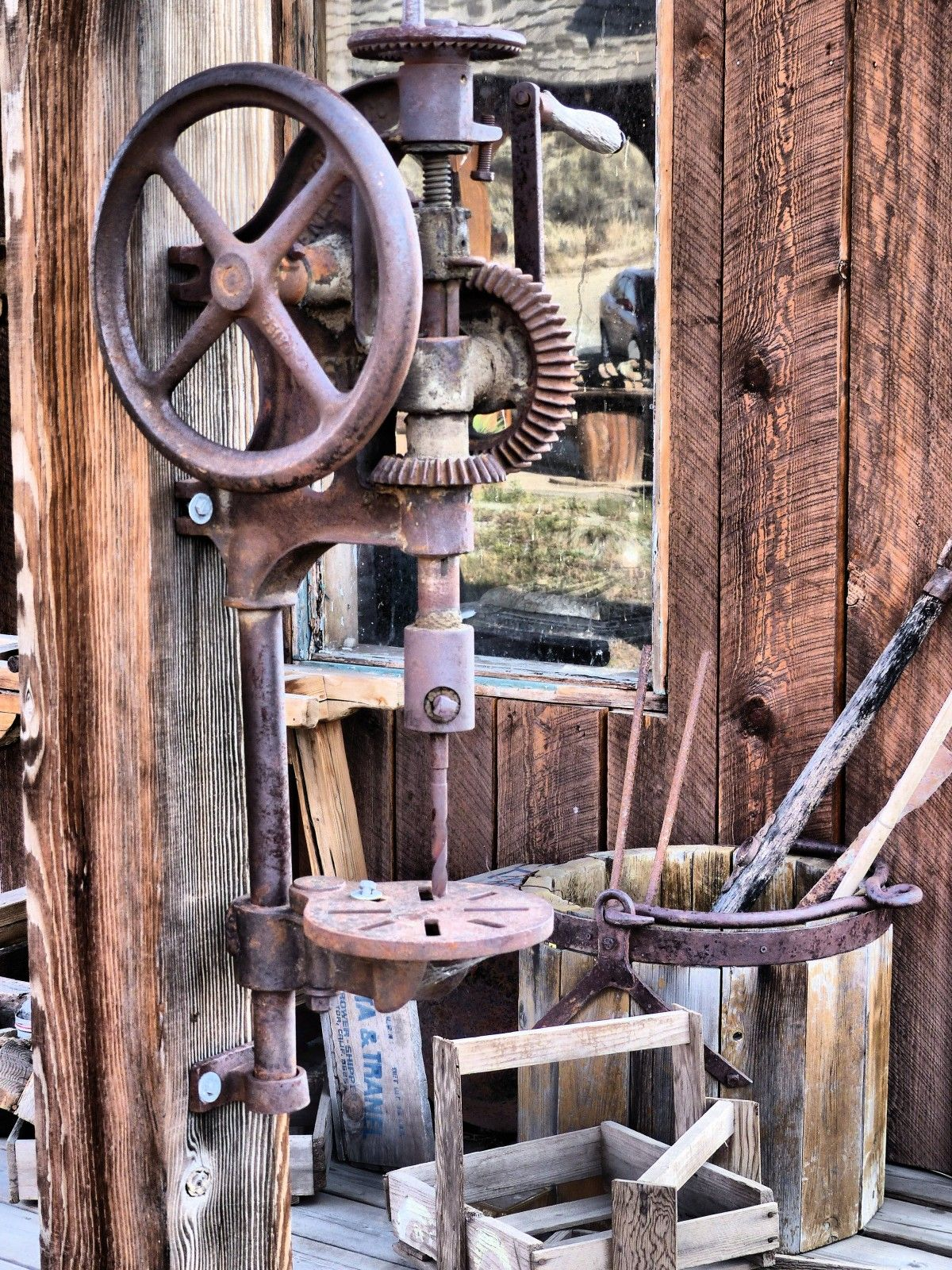 Free Images table, outdoor, wood, vintage, antique