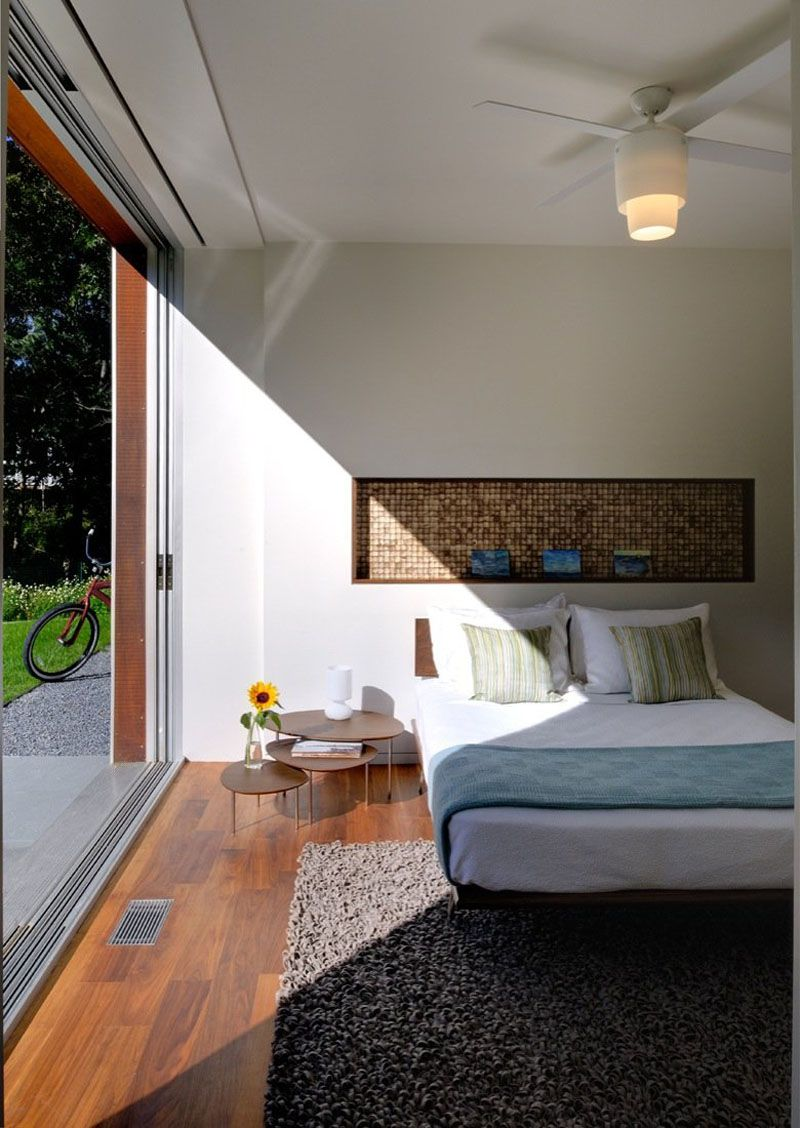 Gi Room Design: Include A Built-In Shelf // A