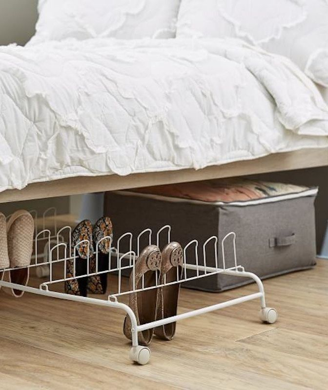 The Best Under Bed Storage Solutions To Hide Clutter