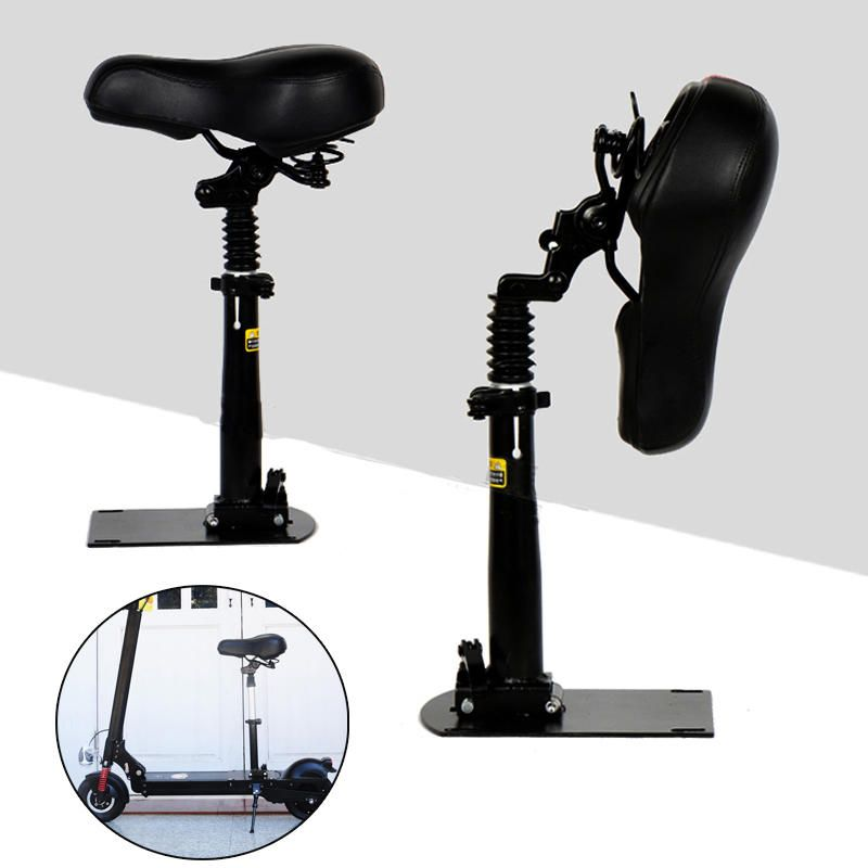 76bbea6235c9  69.99  BIKIGHT Foldable Saddle Cushion Seat For Xiaomi Mijia M365 Electric  Scooter Height Adjustable  bikight  foldable  saddle  cushion  seat  xiaomi  ...
