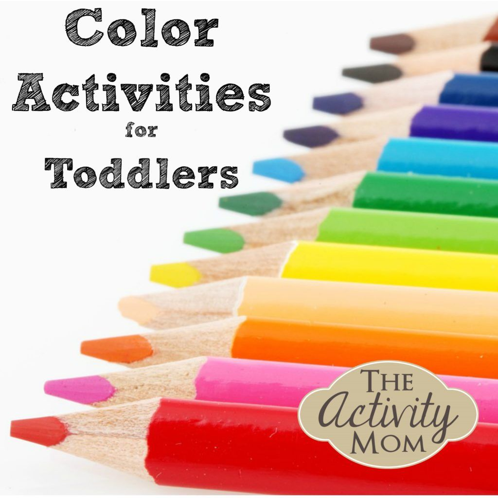 Toddler color learning games - Learning Colors With Toddlers