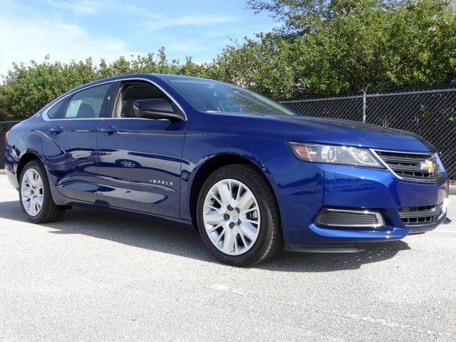 2014 Chevrolet Impala Ls Blue Topaz Metallic Chevrolet