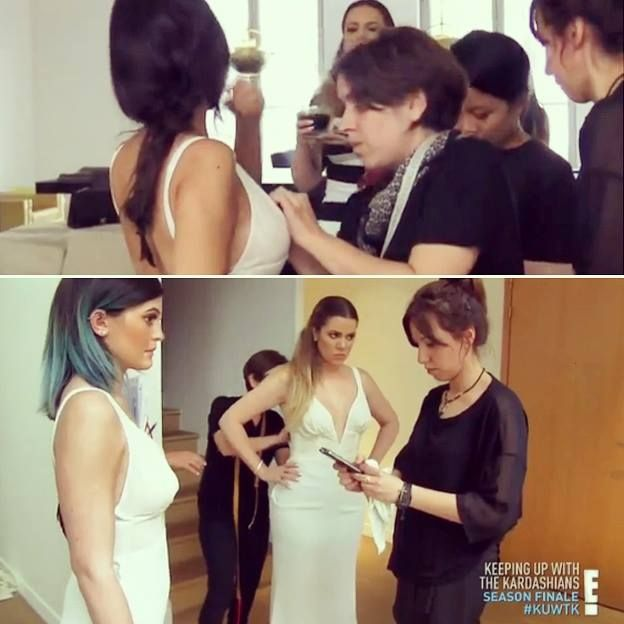 yolancris yolancris designed kim kardashian bridesmaids
