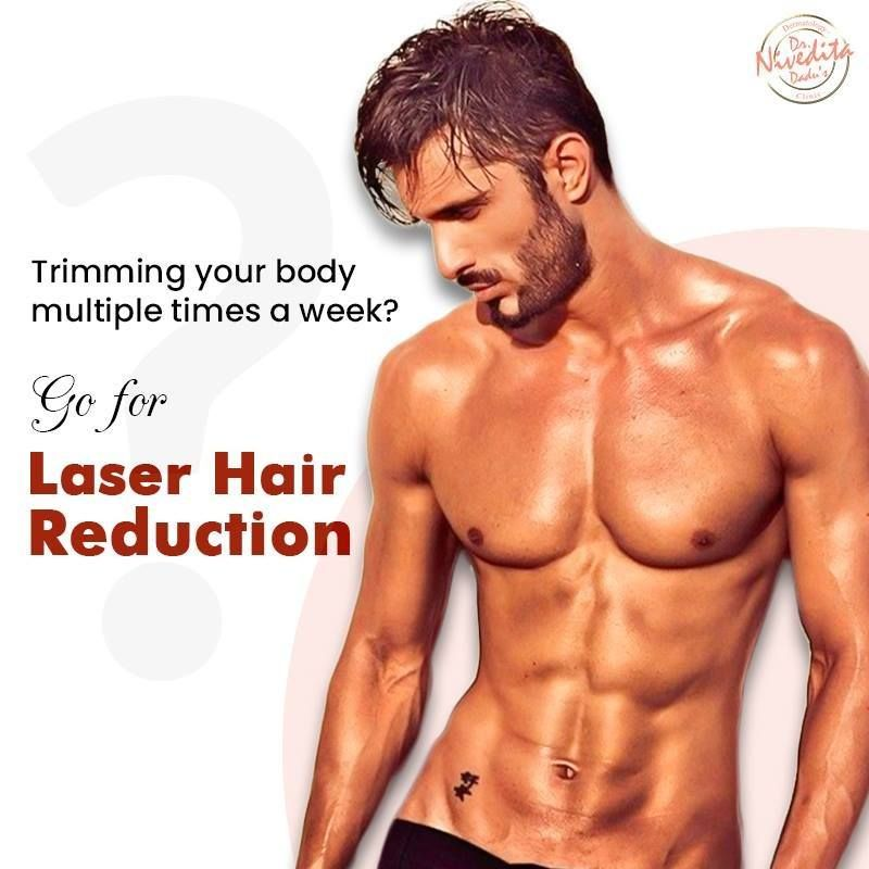 Laser Hair Removal Is An Effective Method Of Removing Unwanted