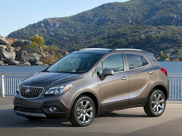 2016 Buick Encore Release Date And Price