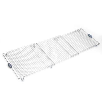 Real Simple 3 In 1 Expandable Cooling Rack Simple Storage Real