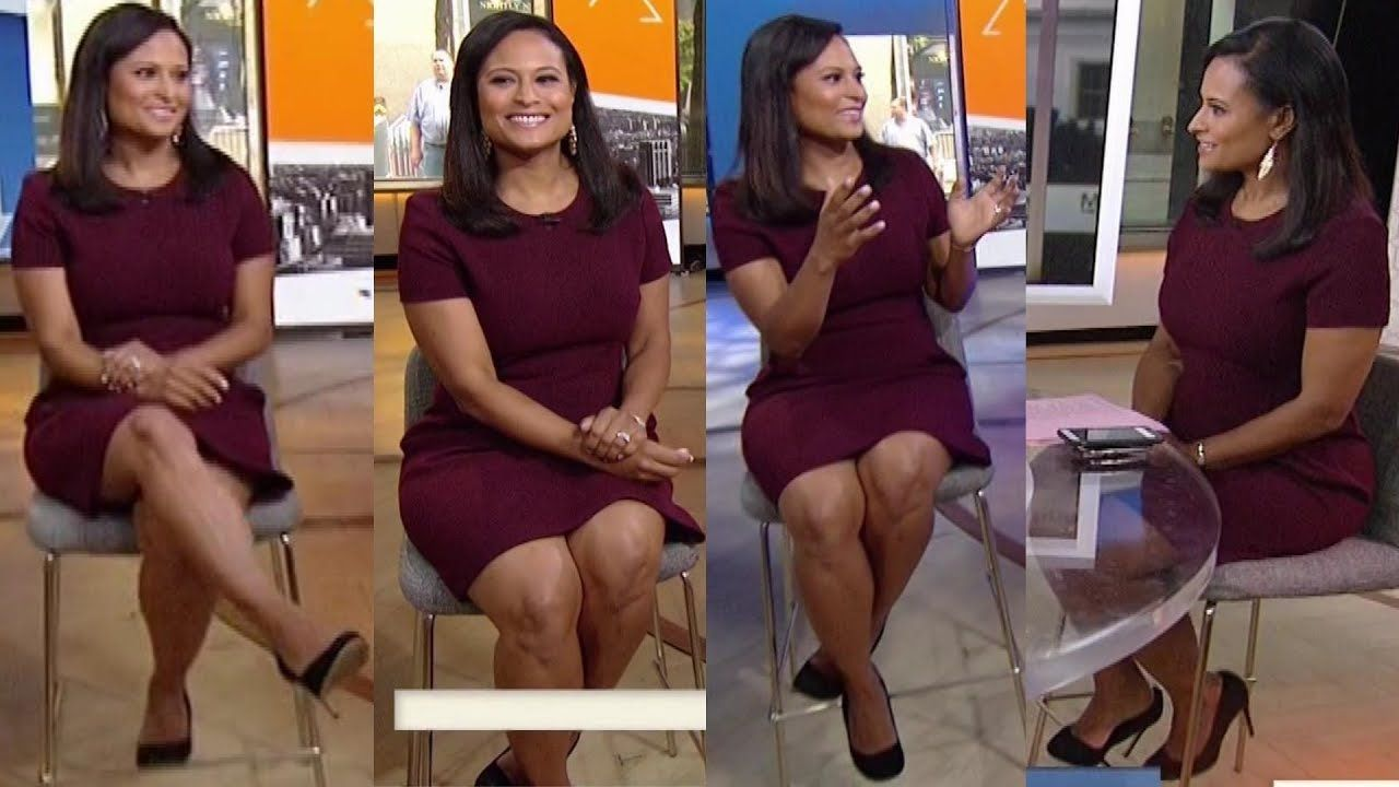 Image result for kristen welker hot anchors journalist jpg 1280x720 Fredricka  whitfield