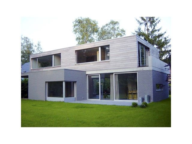 fenetre moderne maison ventana blog. Black Bedroom Furniture Sets. Home Design Ideas
