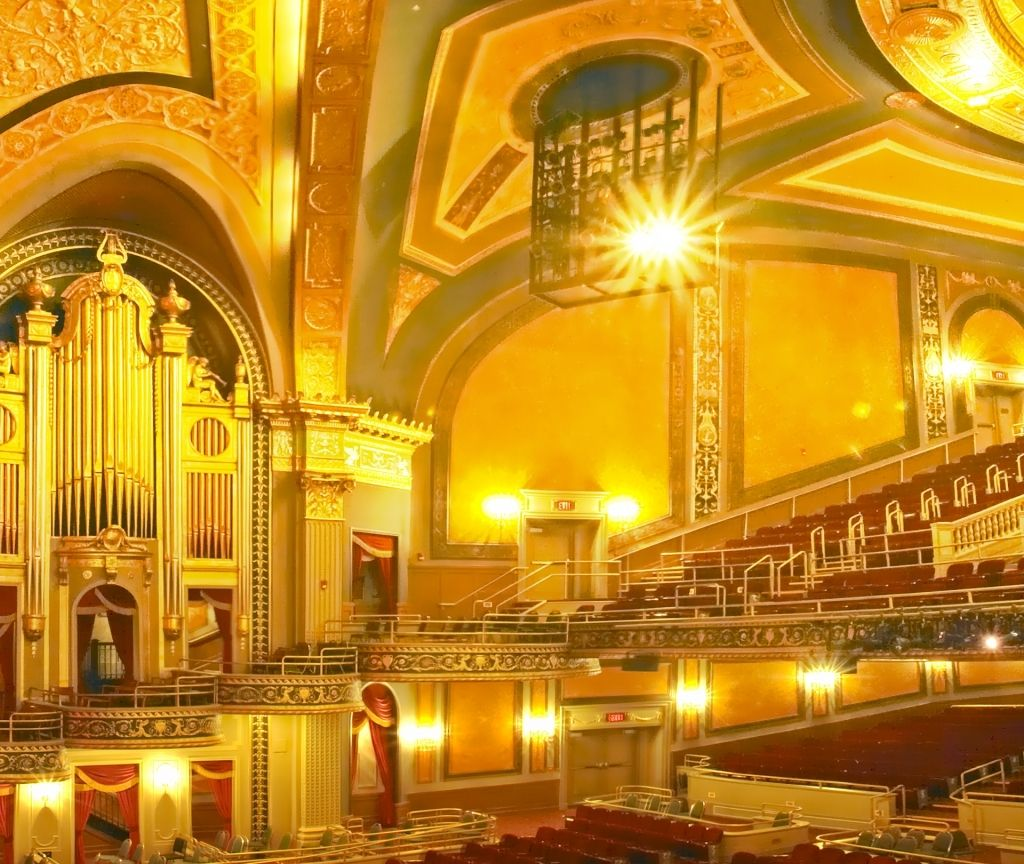 The Awesome Palace Theater Greensburg