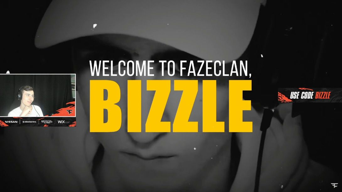 Faze clan announced tim miller as their newest