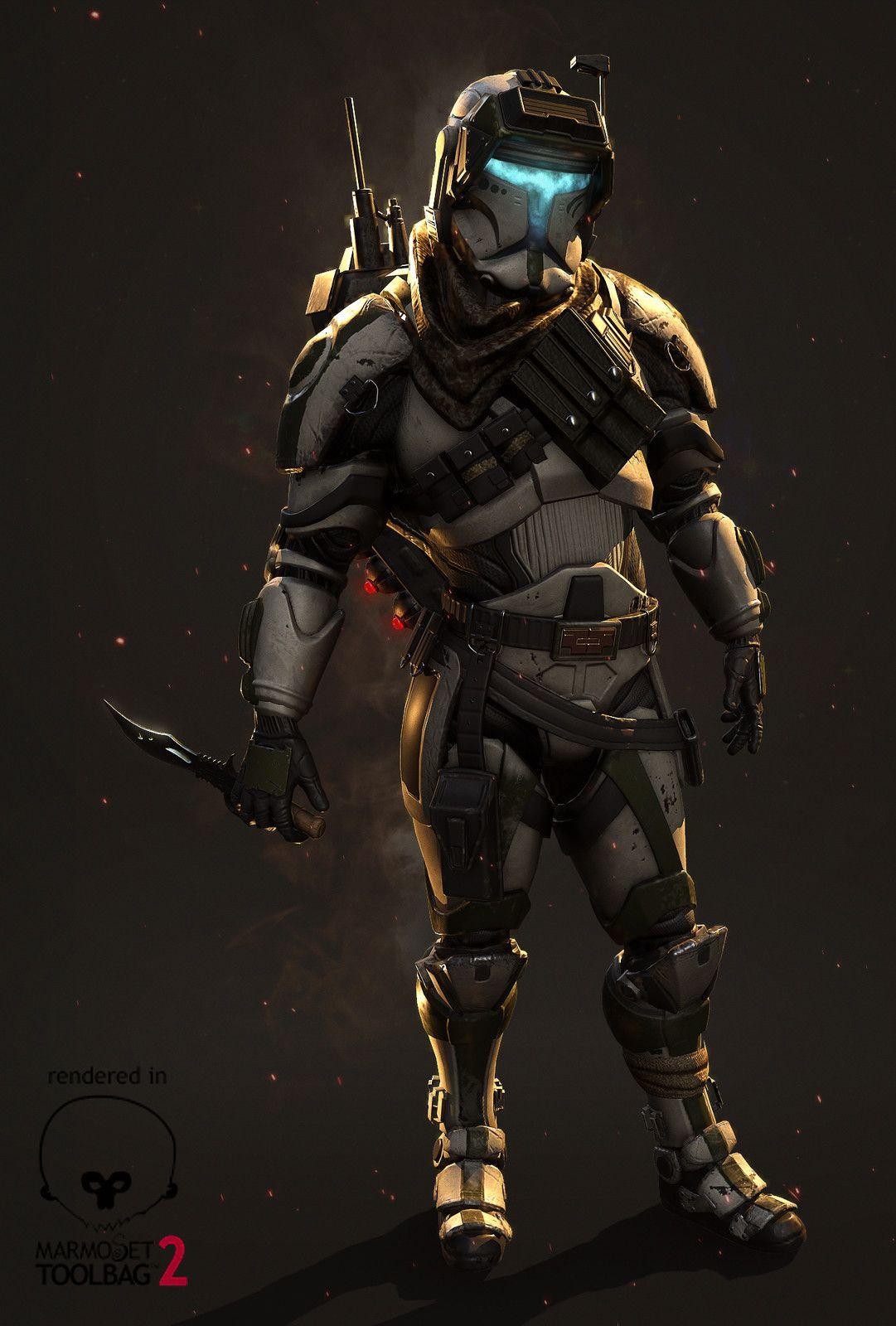 Pin By Gabe Negrete On Star Wars Pinterest Republic Commando