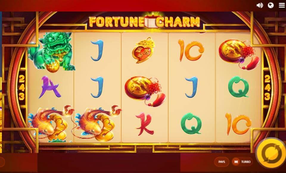 Fortune Charm Slot Machine