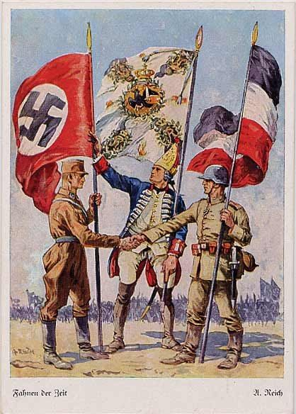 Germans unite from all of history