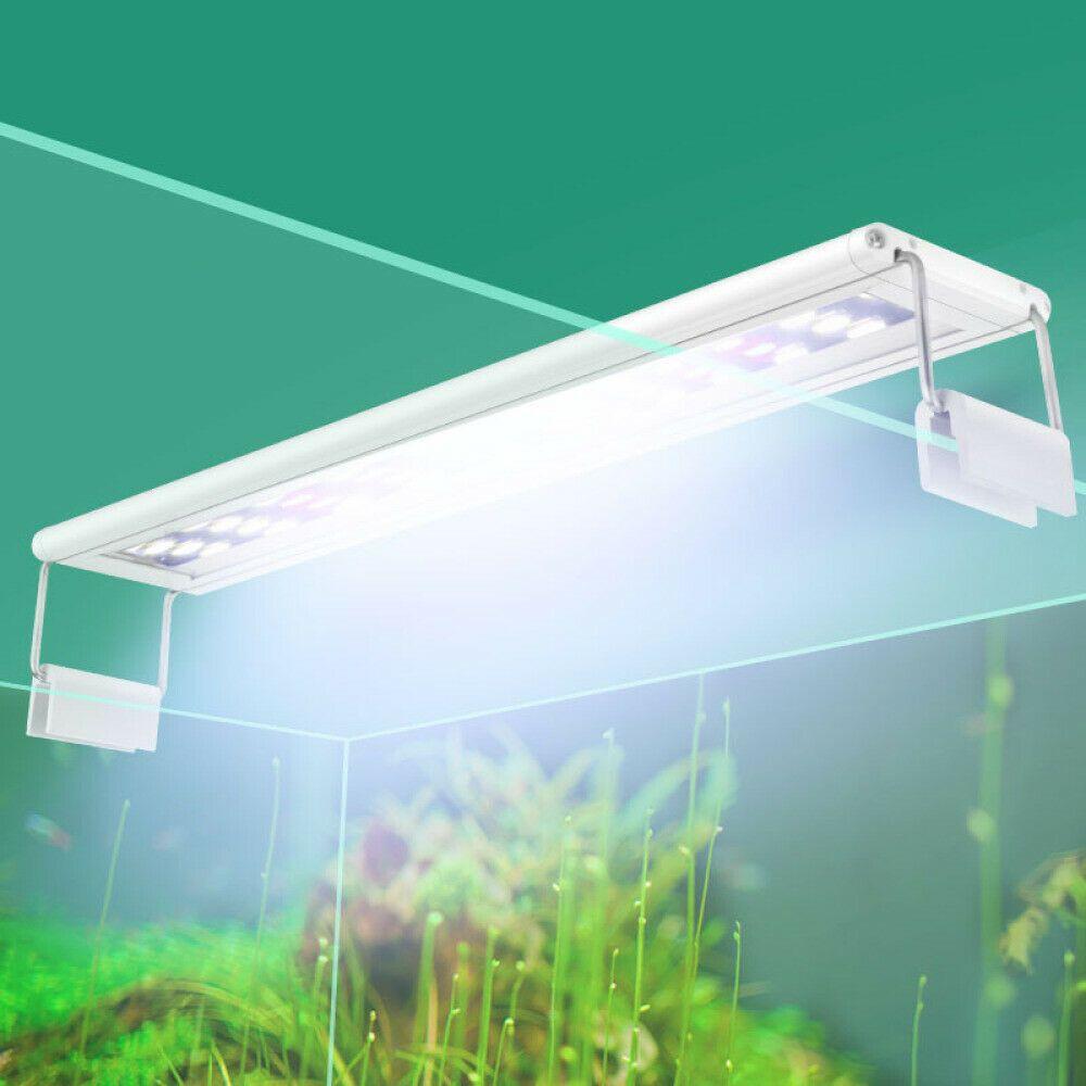 50cm Aquarium Fish Tank Led Light Smd White Blue Strip Light Bar
