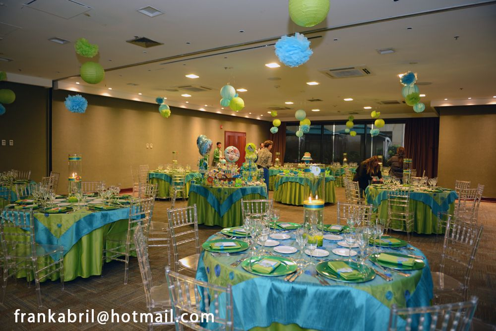 salones de fiesta decorados para baby shower google search - Imagenes De Salones Decorados