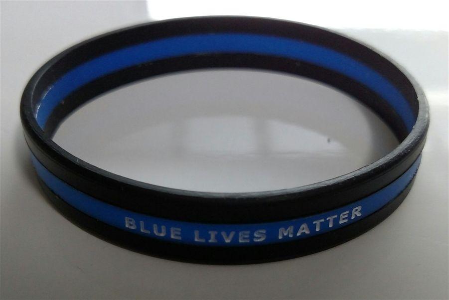 Explore Thin Blue Line Bracelet And More