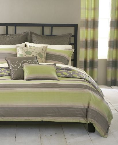 Pin By Tia Hopp On Home Is Were You Are Lime Green Bedrooms Comforter Sets Bedroom Green