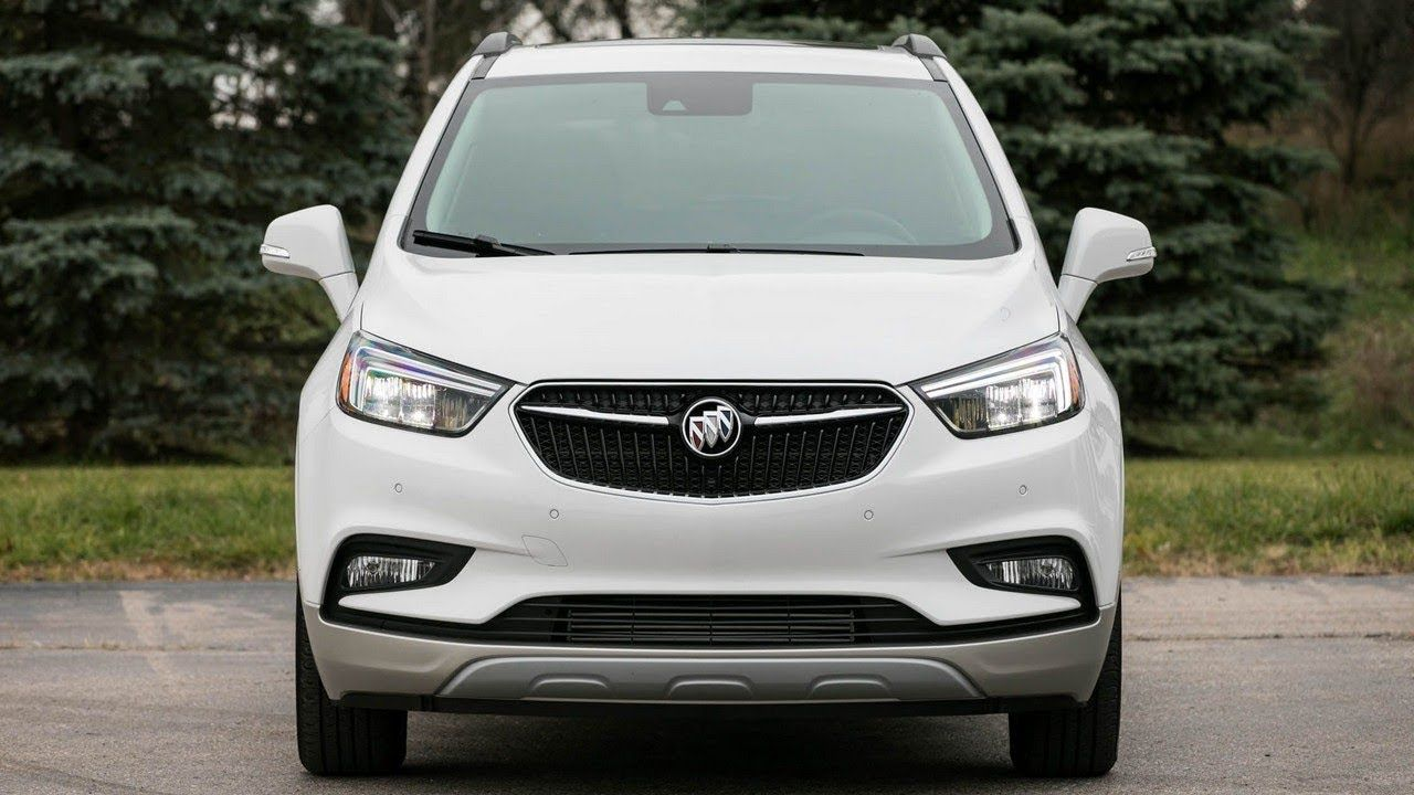 2018 Buick Encore Review First Look Exterior Interior
