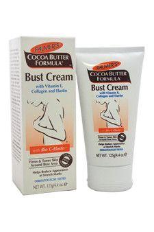 Cocoa Butter Formula Bust Cream With Vitamin E Collagen And Elastin